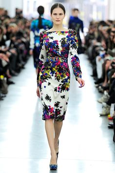 Erdem Fall 2012 RTW - Runway Photos - Fashion Week - Runway, Fashion Shows and Collections - Vogue