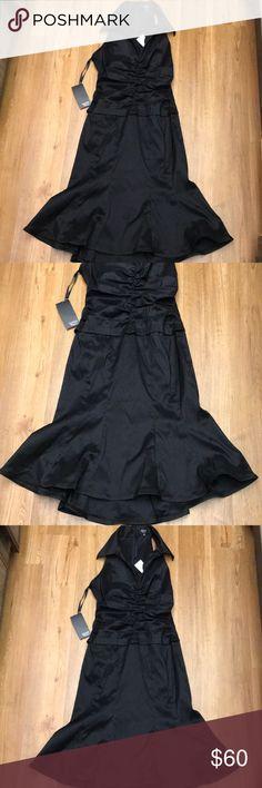 New Tadashi Collection Evening dress 12 New still with tags on Tadashi Shoji Dresses High Low