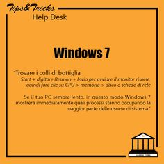 Windows 7: trovare i colli di bottiglia