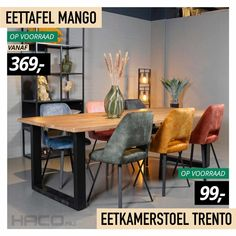 Office Desk, Latest Trends, Dining Table, Modern, Furniture, Home Decor, Desk Office, Trendy Tree, Decoration Home