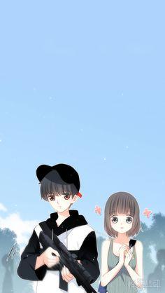 Love Never Fails Manga Anime Cupples, Anime Angel, Anime Chibi, Kawaii Anime, Anime Couples Drawings, Anime Couples Manga, Cute Anime Couples, Sweet Couples, Cute Chibi Couple