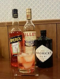 Cocktails for the Modern Age: The Cheeky Negroni