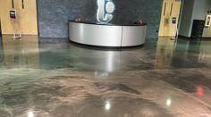 Acid Stains & Epoxy - European Sculptured Stone - Decorative Concrete Designs Pool Decking Concrete, Acid Stain, Decorative Concrete, Concrete Design, Pool Decks, How To Look Classy, Epoxy, Stains
