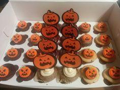 Cupcakes d'halloween! :)