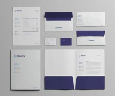 Attractive Branding Stationery Stationery Templates, Mockup Templates, Stationery Set, Brochure Template, Stationary, Modern Business Cards, Business Card Mock Up, Business Branding, Corporate Identity