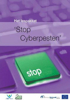 Lespakket 'Stop Cyberpesten' van Child Focus en de Vlaamse overheid. Gratis download.