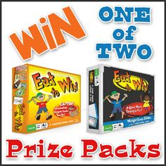 Fun Mission Giveaway offering up game prize packs!