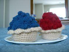 Free Pattern Sherry's Crochet Food 085 by PrettyCranium, via Flickr