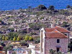 Villa Of The Week : #Villa #Afrati : http://www.cretetravel.com/hotel/Villa-afrati #Chania #Apokoronas #PrivatePool
