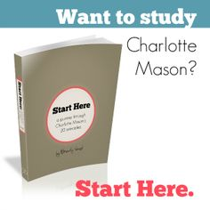 Want to study Charlotte Mason? This is a SUPER helpful CM planning resource!!