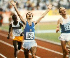 """9 agosto 1983 [dal post """"Se non fosse per quella maledetta passionaccia (8 di 8)"""" su www.larrycette.com] #Helsiniki1983 #AlbertoCova"""