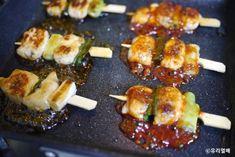 초등학생 소풍도시락 메뉴 카레김밥 & 닭꼬치 인기 만점! : 네이버 블로그