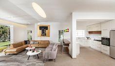 פנינת הכרמל: איך הפכה דירה חשוכה לפנינה של ממש | בניין ודיור