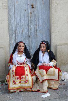 Il costume tradizionale di Oristano