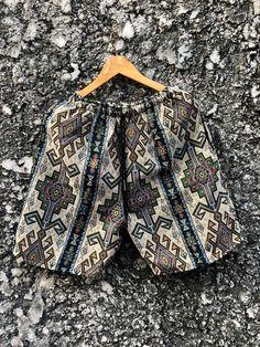 Aztec Navajo Shorts Men Tribal Woven Hippie Boho festival   Etsy