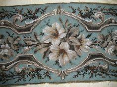 Gallery.ru / Фото #3 - * - natashakon Needlepoint, Cross Stitch Patterns, Bohemian Rug, Beaded Bracelets, Rugs, Antiques, Zoom Zoom, Ph, Watch