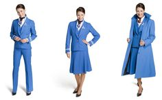 Klm stewardess commercial aviation pinterest cabina for Oficinas klm mexico