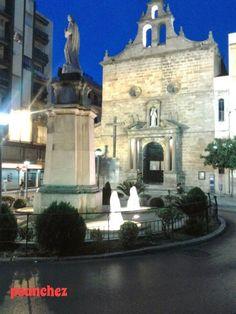 Iglesia de San Francisco Linares.