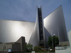 Kenzo Tange. St. Mary's Cathedral