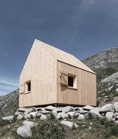 Cabanon Asinau • Orma Architettura