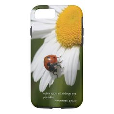 With GOD... iPhone 7 Case