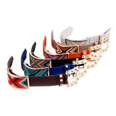 Leather Spikes Tear Bracelet – LuxeyLife