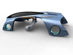 Transparent Concept Cars : Nissan Panorama