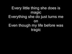 Songs of our Summers- Song of a lifetime, really! The Police-Every Little Thing She Does Is Magic (With Lyrics) - YouTube