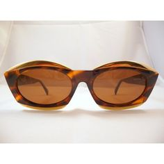 27730abca5 Krizia 90s tortoise sunglasses