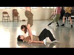 Batsheva Dance Company-Ohad Naharin-Mr.Gaga-Tomer Heymann-Sneak Preview 5