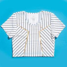 Stripes x Gold // #team38 #runinrunway // @lucashughlondon