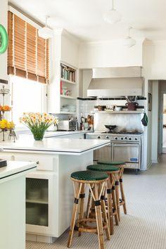 Susie Tompkins Penthouse Kitchen Remodelista