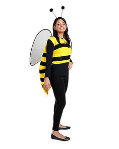 Bumble Bee Adult Costume - Spirithalloween.com