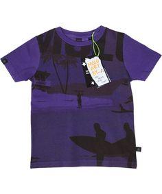 Molo cool purple t-shirt for surfer dudes #emilea