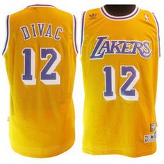 2418b82b8 Vlade Divac from Los Angeles Lakers. Keith Betterson · NBA Jerseys