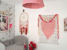 Inspiração linda de quarto de menina!