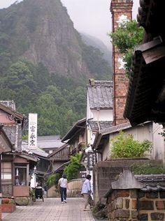Road to Imari