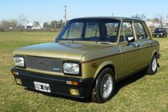 1980 - Fiat IAVA Europa 1300TV