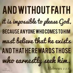 Earnestly Seek Him
