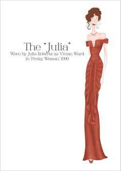 "The ""Julia"" Print £25"