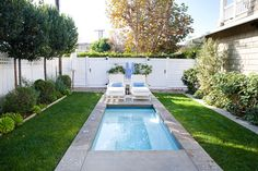 Small Swimming Pool Ideas ~ http://makerland.org/small-swimming-pools-at-home/