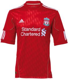 Official Liverpool Home Jersey Official Adidas Apparel Free Fedex Shipping 90 Day Return Policy Available in Youth M only YOUTH Size Height Weight Small Medium Large X-Large Arsenal Soccer, Arsenal Jersey, Jersey Outfit, Jersey Shirt, Liverpool Fc Team, Soccer Tv, Soccer Jerseys, Football Kits, Sports Shirts
