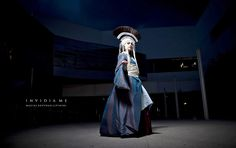 Amidala Coruscant Kimono Recreation, photo taken by Invidia Me