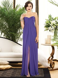 The Dessy Collection Style: 2879 on www.forthebridemag.com