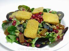 Comer especial: Ensaladas tibias para todos los gustos
