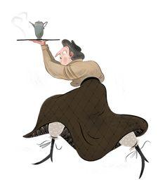 Иллюстратор Júlia Sardà.Автор Pamela Travers.Страна Испания.Год издания 2014.Издательство Circulo.................................................... .Источник иллюстраций - juliasarda.&n...