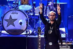 Ringo Starr and his All-Starr Band perform in Paso Robles.