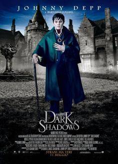 Dark Shadows italian character poster #1