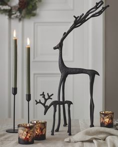 Scandinavian Christmas Decorations, Nordic Christmas, Simple Christmas, Christmas And New Year, Christmas Crafts, Merry Christmas, Xmas, Holiday Decor, Christmas Feeling