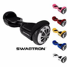 New and improved! SwagTron is the best hoverboard on the market and sets the standard for all hoverboards present and future due to the companies focus on safety and user experience through the combination of hardware and software systems placed within SwagTron T1. As a company, SwagTron sets its main priority to customer safety.